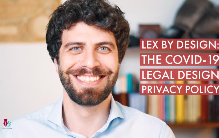 Legal Design Privacy Policy
