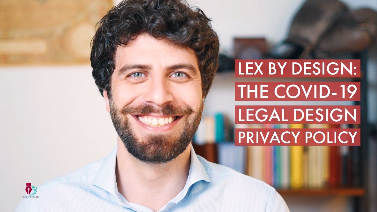Legal Design Privacy Policy